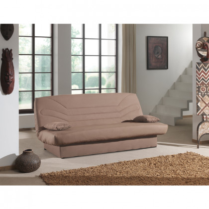 CLIC CLAC LUX 190x89x90Ycm(190x130 bed) COTTON TAUPE