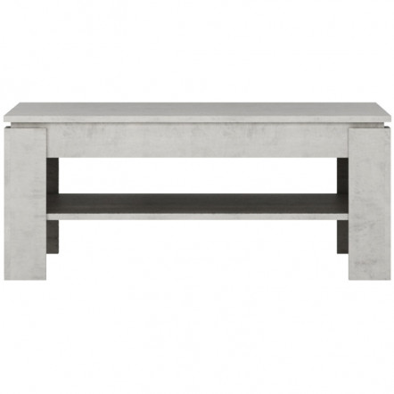 BASIC COFFEE TABLE 110x65x47Ycm BETON