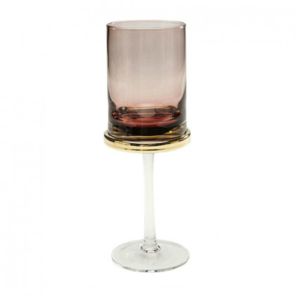 ΠΟΤΗΡΙ WHITE WINE GLASS INNOCENT PURPLE