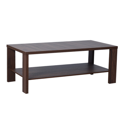 TOBY COFFEE TABLE 100x50x38Ycm ΚΑΡΥΔΙ